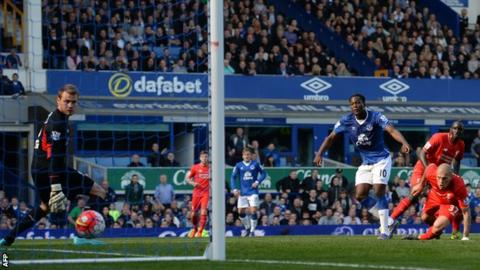 Seamus Coleman urges Everton response to derby defeat