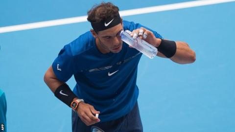 Rafael Nadal battles past Grigor Dimitrov to reach China Open final
