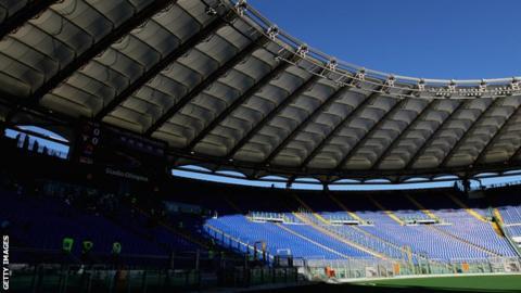 Lazio's Curva Nord