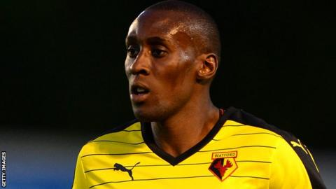 Lloyd Dyer Lloyd Dyer Burnley bring in former Watford winger BBC Sport