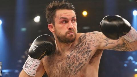 Boxer Paul Smith