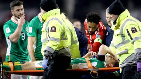 Bale attacked by O'Shea: I was lucky just to need stitches