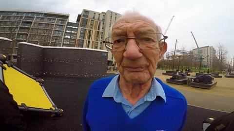 Parkour pensioner