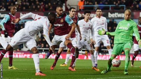 Liverpool & West Ham Europa play-off?