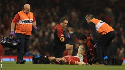 Rob Howley admits Wales need find another level following autumn test series