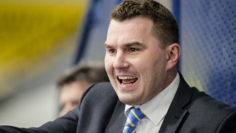 Fife Flyers assistant coach Jeff Hutchins was pleased with his team's efforts this weekend