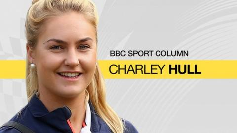 Charley Hull column