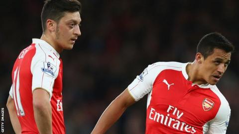 Star Arsenal pair set to reject new contracts and seal exits
