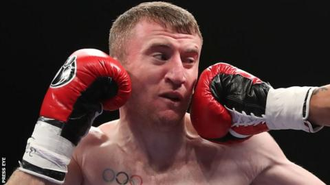 Paddy Barnes won bronze medals at the Olympics in 2008 and 2012