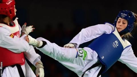 Jade Jones will go for gold in Tokyo