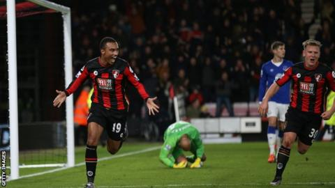 Bournemouth are aiming for a third straight league win at home.
