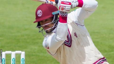 Somerset all rounder Peter Trego