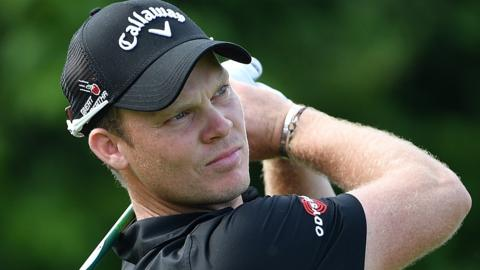 Danny Willett in Germany