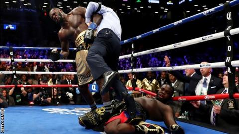 'I will beat Joshua in his safe haven of Britain' - Wilder