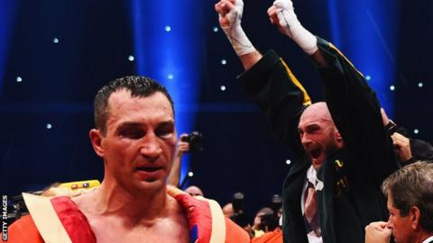 Tyson Fury admits he 'hates boxing' ahead of rematch with Wladimir Klitschko
