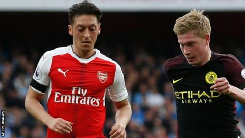 Why Ozil is as good as De Bruyne & near-perfect 10s - best Premier League stats