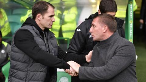Alan Archibald and Brendan Rodgers