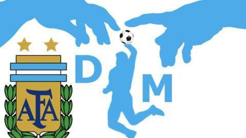 Diego Maradona logo