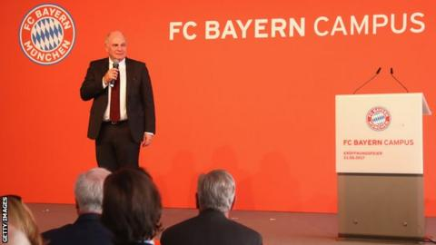 Bayern Munich open state-of-the-art youth academy
