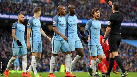 Manchester City fined £35k over Liverpool clash