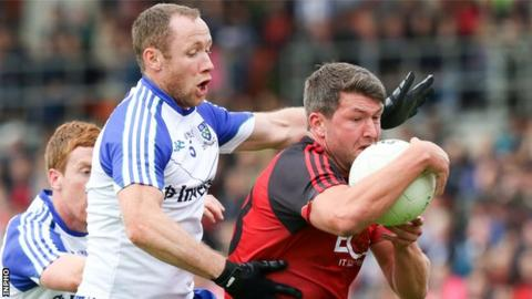 All-Ireland Qualifiers draw: Monaghan v Down & Armagh v Kildare