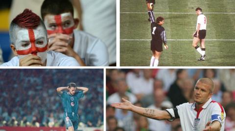 England penalties