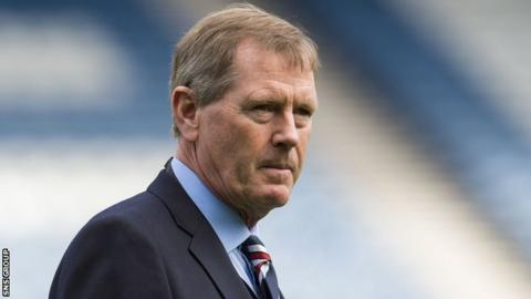 Rangers chairman set for legal showdown with City body