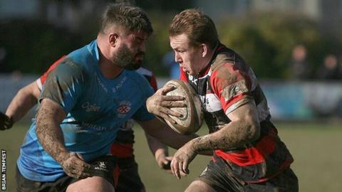 Cornish Pirates v Jersey