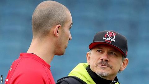 Ruan Pienaar scores brilliant try in Ulster's win over Glasgow