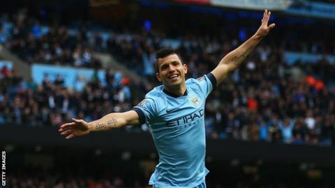 Aguero 'to leave at end of contract'