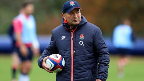 "Eddie Jones tells Matt Dawson about his dreams of ""perfect"" rugby."