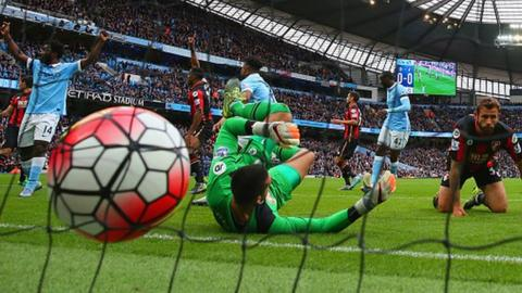 Manchester City won the reverse fixture 5-1 with Raheem Sterling scoring a hat-trick.