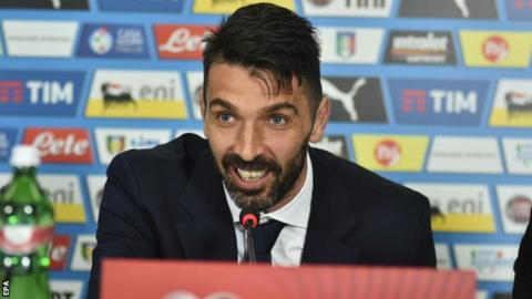 Gianluigi Buffon: 'I Might Do a Zidane and Headbutt Someone'