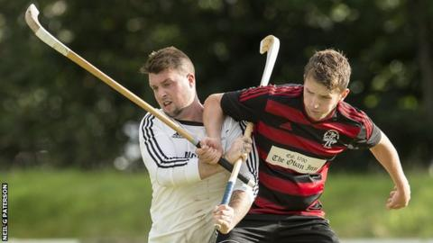 Lovat left it late to find the winning goal against Oban Camanachd