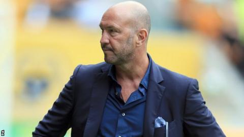 Wolves are the 16th side Walter Zenga has managed in 18 years since starting with New England Revolution in 1998