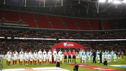 Football Association: MPs call for unsold England tickets to go to schools