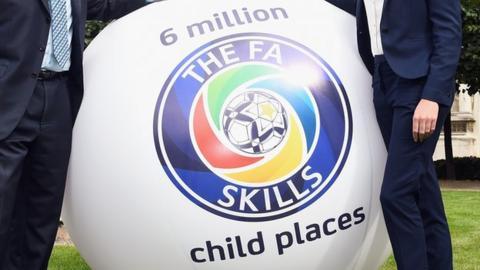 FA Skills Programme logo