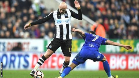Newcastle United FC still keen on signing £20 million-rated midfielder