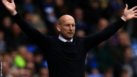 Jaap Stam On Fulham Play-Off: There Is A Long Way To Go