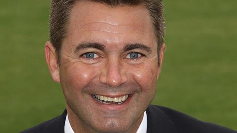 Derbyshire chairman Chris Grant