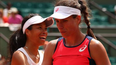 Johanna Konta loses at French Open