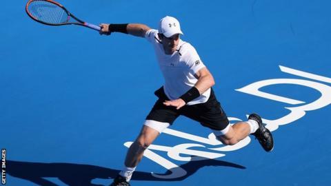 Rafael Nadal wins at Mubadala World Tennis Championship Day 1