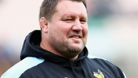 Wasps director of rugby Dai Young had plenty to smile about after his side's fourth straight win at Northampton last weekend