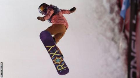 X Games Aspen 2017: Marcus Kleveland slopestyle finals winning run