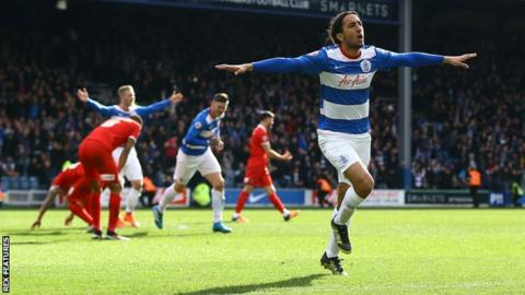 Queens Park Rangers 2-1 Charlton Athletic