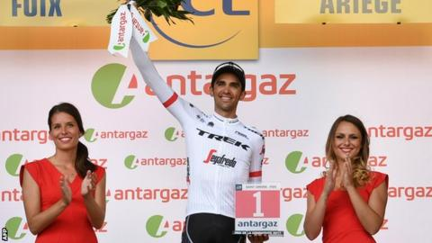 Alberto Contador announces his retirement from professional cycling