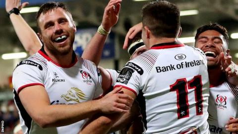 Ulster Name Team For First Interpro Of The Season