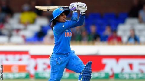 Mithali Raj: India captain becomes leading ODI run-scorer in history