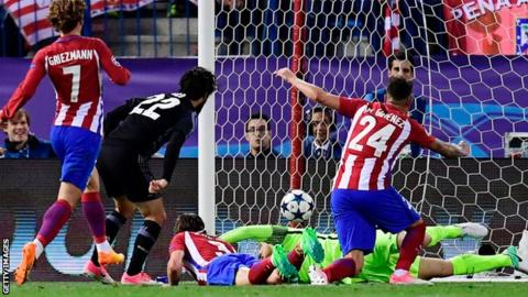 Real Madrid beat Atletico Madrid to reach Champions League final