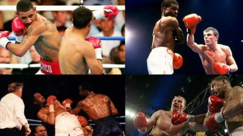 Greatest boxing rounds